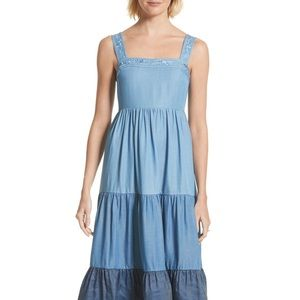 SOLD OUT Kate Spade Brooke Street Chambray Dress